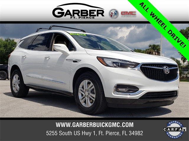 Pre-Owned 2018 Buick Enclave Premium Group