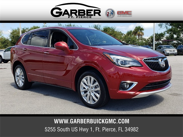 New 2019 Buick Envision For Sale In Ft Pierce Fl At Garber Buick