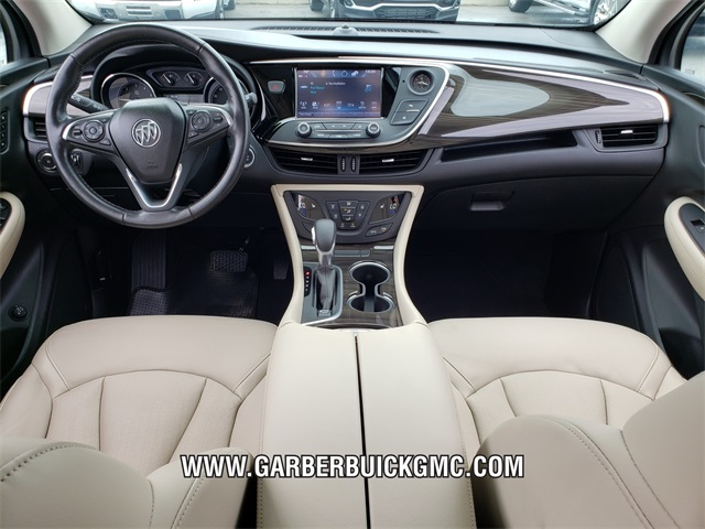 Pre-Owned 2019 Buick Envision Essence