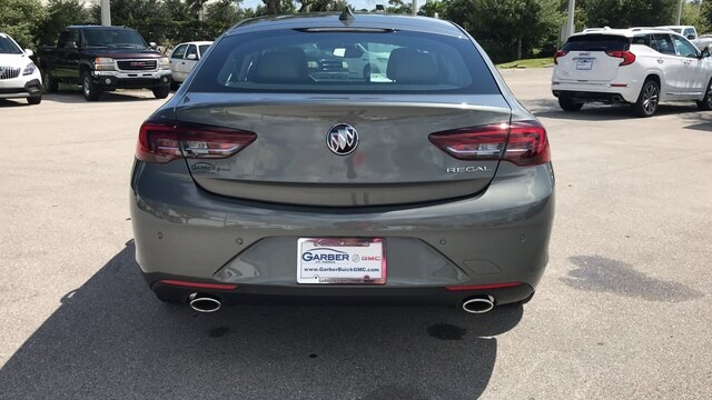 New 2019 Buick Regal Essence