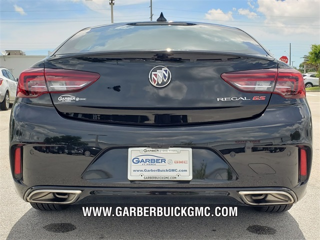 Pre-Owned 2019 Buick Regal GS