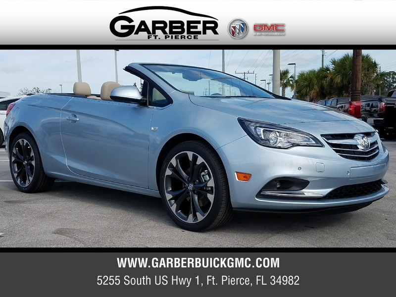New 2018 Buick Cascada For Sale in Ft Pierce FL at Garber Buick