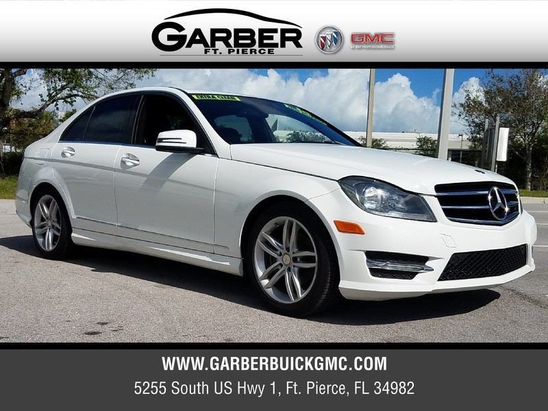 Pre owned 2014 mercedes benz c250 for sale in ft pierce for Fort pierce mercedes benz