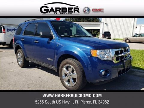 Pre-Owned 2008 Ford Escape XLT AWD