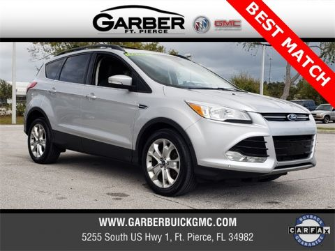 Pre-Owned 2013 Ford Escape SEL AWD