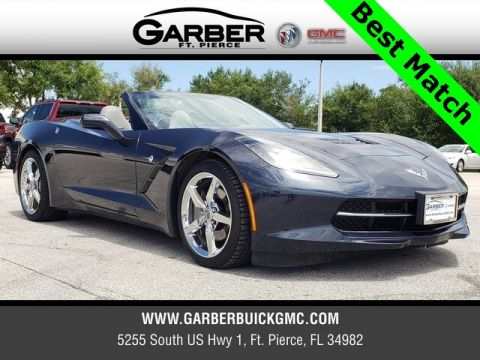 Pre-Owned 2014 Chevrolet Corvette Stingray Base With Navigation