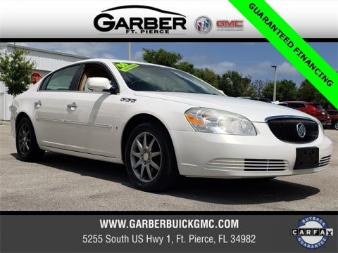Pre-Owned 2006 Buick Lucerne CXL FWD 4D Sedan