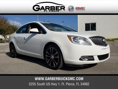 Pre-Owned 2016 Buick Verano Sport Touring Group With Navigation