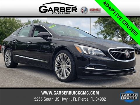 Pre-Owned 2017 Buick LaCrosse Premium I Group AWD