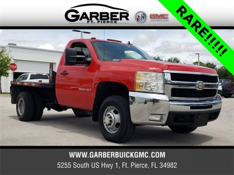 Pre-Owned 2007 Chevrolet Silverado 3500HD LT 4WD