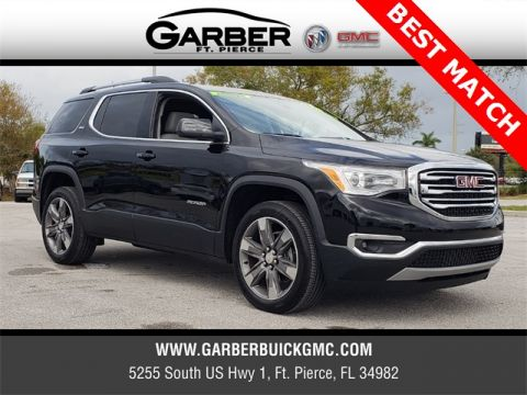 Pre-Owned 2018 GMC Acadia SLT-2 FWD 4D Sport Utility