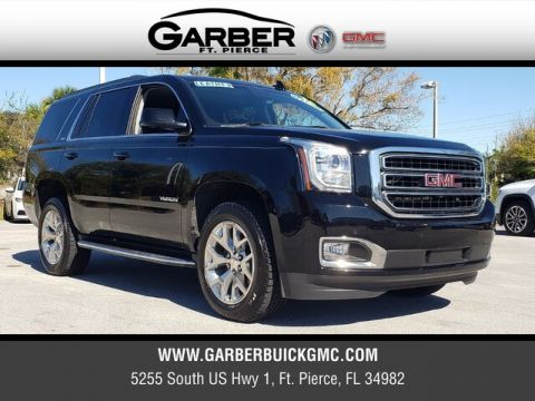 Pre-Owned 2016 GMC Yukon SLT With Navigation