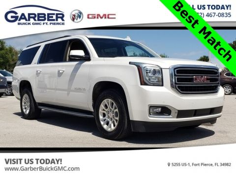 Certified Pre-Owned 2016 GMC Yukon XL SLT With Navigation