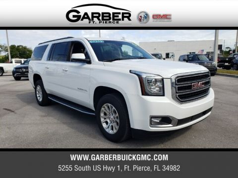 Pre-Owned 2019 GMC Yukon XL SLT With Navigation