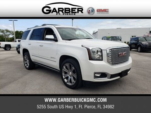Certified Pre-Owned 2016 GMC Yukon Denali With Navigation & 4WD