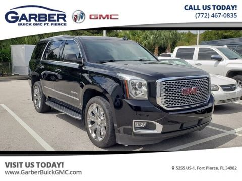 Pre-Owned 2016 GMC Yukon Denali With Navigation & 4WD