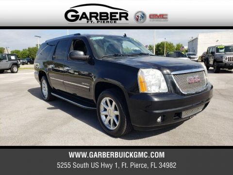 Pre-Owned 2012 GMC Yukon XL Denali With Navigation & AWD