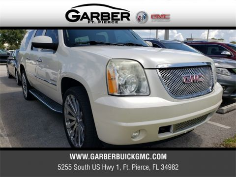 Pre-Owned 2010 GMC Yukon XL Denali AWD