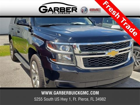Pre-Owned 2015 Chevrolet Tahoe LT RWD 4D Sport Utility