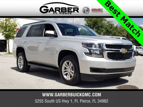Pre-Owned 2019 Chevrolet Tahoe LT With Navigation