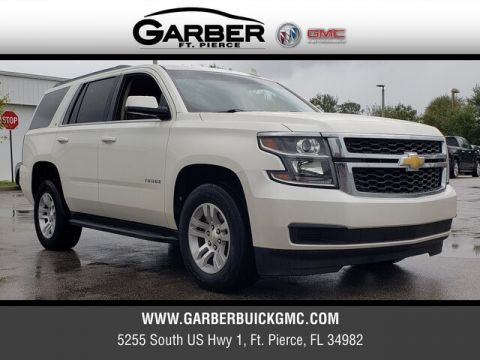 Pre-Owned 2015 Chevrolet Tahoe LT With Navigation
