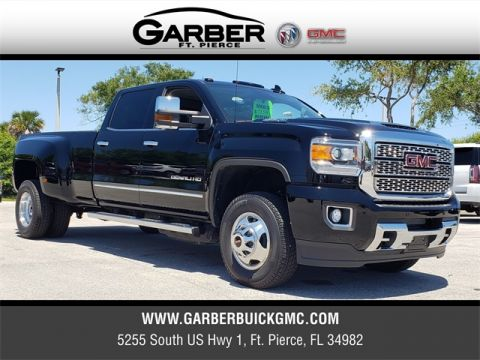 New 2019 GMC Sierra 3500HD Denali 4WD