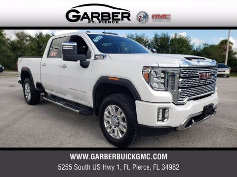 Pre-Owned 2020 GMC Sierra 2500HD Denali With Navigation & 4WD