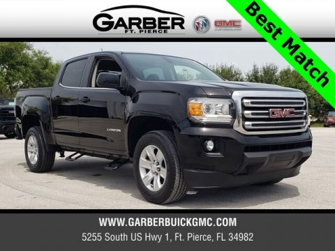 Pre-Owned 2016 GMC Canyon SLE1 RWD 4D Crew Cab