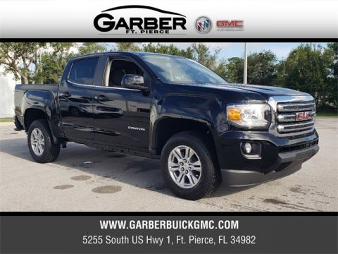New 2019 GMC Canyon SLE1 RWD 4D Crew Cab