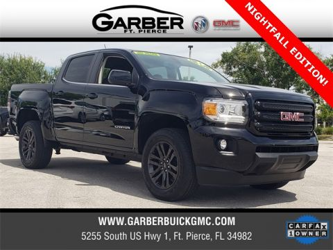 Pre-Owned 2017 GMC Canyon SLE1