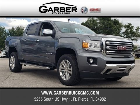 New 2019 GMC Canyon SLT RWD 4D Crew Cab