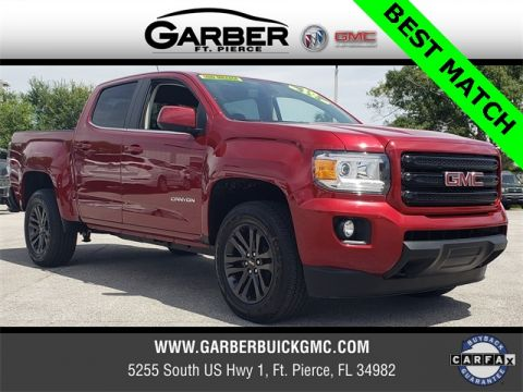 Pre-Owned 2018 GMC Canyon SLE1 4WD