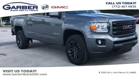 New 2019 GMC Canyon SLE1 4WD