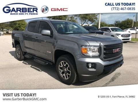 New 2020 GMC Canyon All Terrain 4WD
