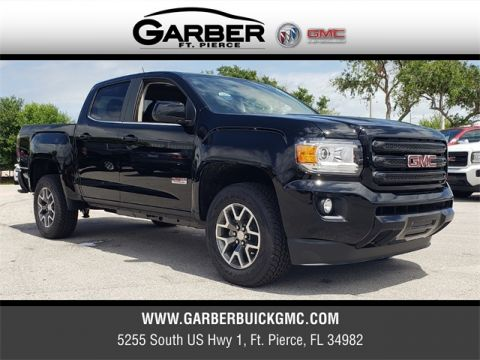 New 2019 GMC Canyon All Terrain 4WD