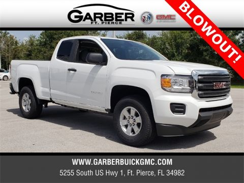New 2019 GMC Canyon Base RWD 4D Extended Cab