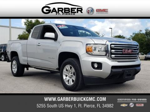Pre-Owned 2015 GMC Canyon SLE1 4WD