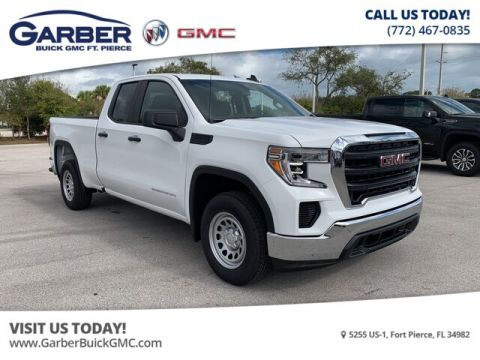 New 2020 GMC Sierra 1500 Base RWD Extended Cab