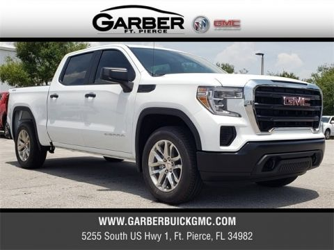 New 2019 GMC Sierra 1500 Base 4WD