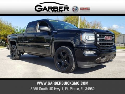 Pre-Owned 2016 GMC Sierra 1500 Elevation 4WD