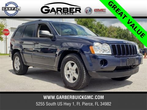 Pre-Owned 2006 Jeep Grand Cherokee Laredo RWD 4D Sport Utility