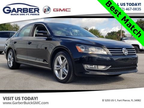 Pre-Owned 2015 Volkswagen Passat 1.8T SE With Navigation