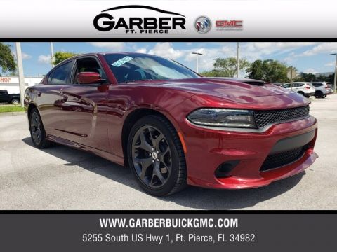 Pre-Owned 2018 Dodge Charger SXT With Navigation