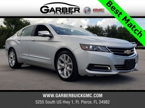 Pre-Owned 2019 Chevrolet Impala Premier FWD 4D Sedan