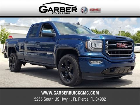 New 2019 GMC Sierra 1500 Limited ELEVATION RWD Double Cab