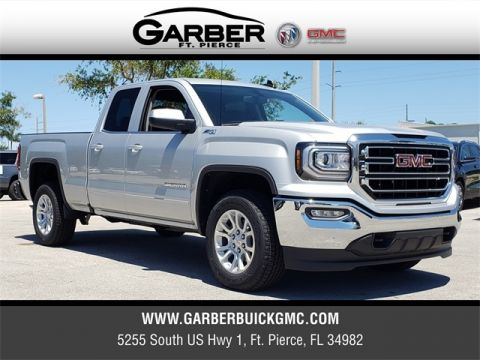 New 2019 GMC Sierra 1500 Limited SLE 4WD
