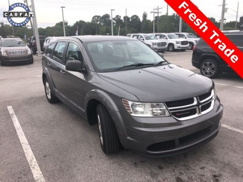 Pre-Owned 2013 Dodge Journey AVP FWD 4D Sport Utility