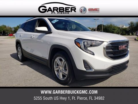 Pre-Owned 2018 GMC Terrain SLE With Navigation