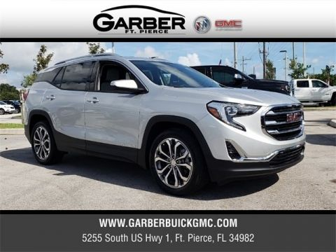 New 2019 GMC Terrain SLT With Navigation