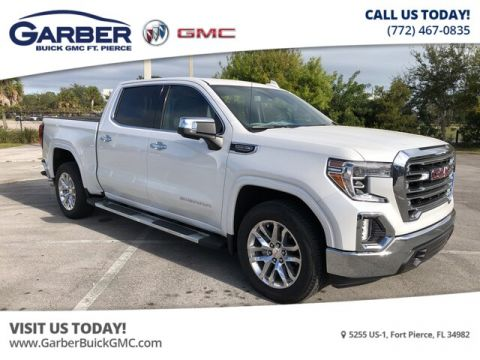 New 2020 GMC Sierra 1500 SLT With Navigation